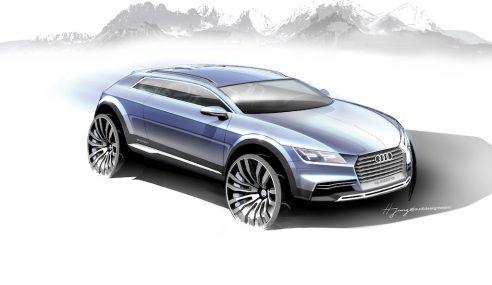 Audi présentera un nouveau concept au salon de Detroit, les prémices du Q1 ?