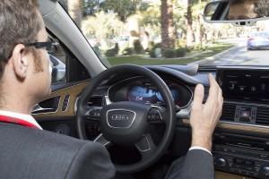 Audi-Chef Rupert Stadler: ?Pilotiertes Fahren noch in diesem Jahrzehnt?