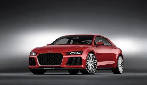 Concept Audi quattro sport e-tron, puissance et exclusivité
