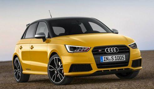 AutoMoto teste la citadine pressée Audi S1 quattro