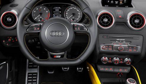 En direct pour le lancement de la nouvelle bombe Audi S1