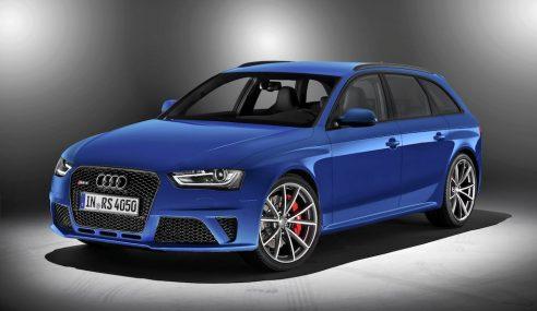 Audi fête les 20 ans de l'exclusive RS2 avec une RS4 très spéciale