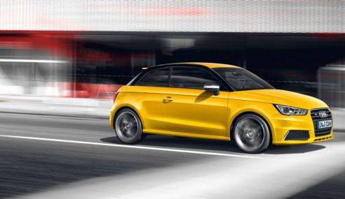 Un nouveau spot pour la bombe Audi S1 quattro