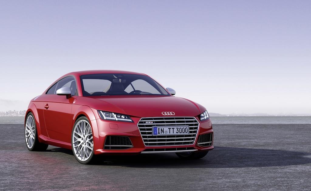 Audi TTS Coup