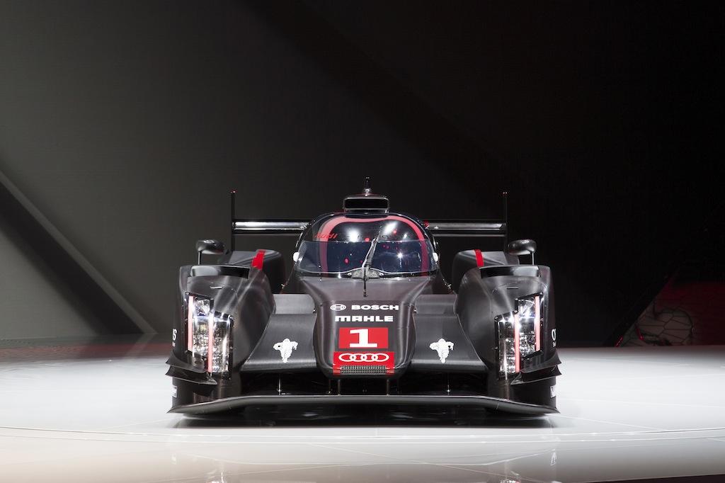 Weltpremiere des neuen Audi RS 5 DTM in Genf