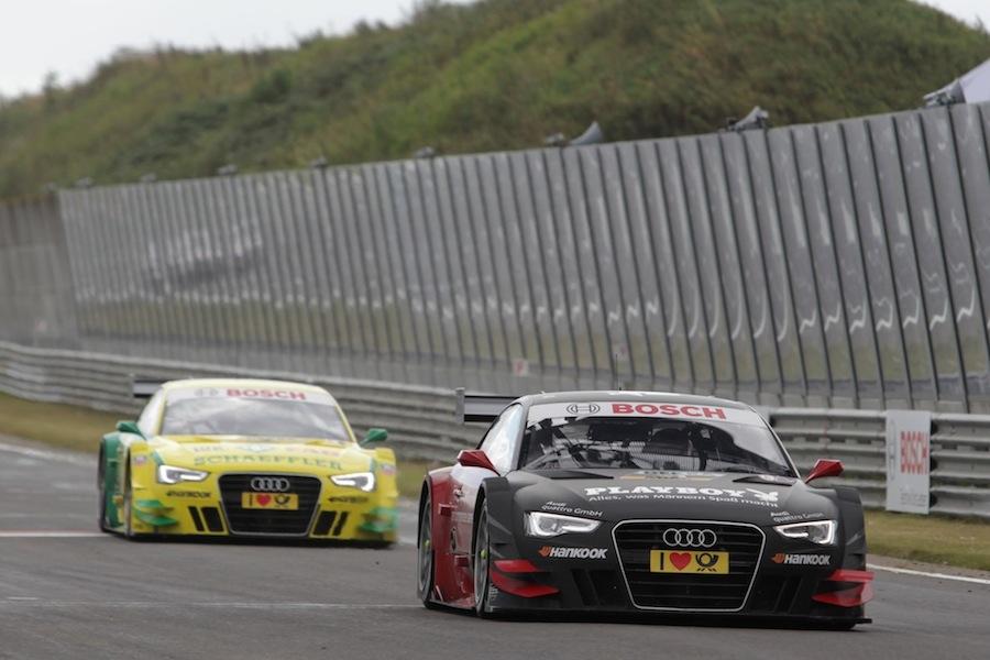 Motorsports / DTM 2012, 7. race at Zandvoort,