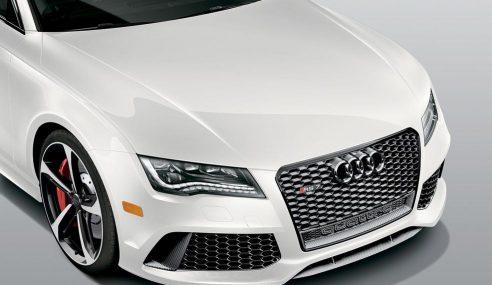 Audi RS7 Sportback : symphonie mécanique