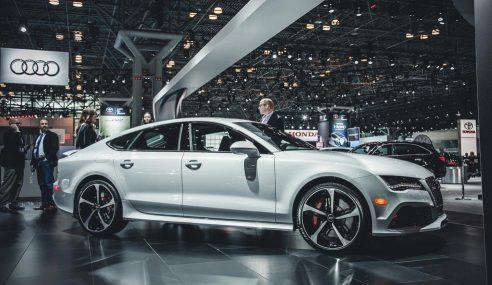 Audi RS7 dynamic edition : exclusive et musclée
