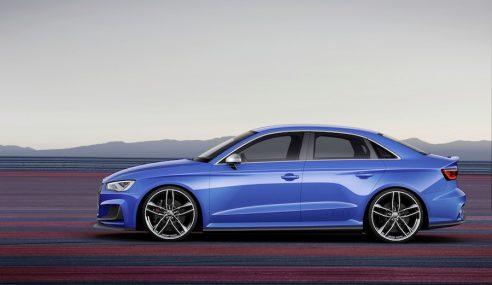 Audi A3 clubsport quattro concept : it's alive !