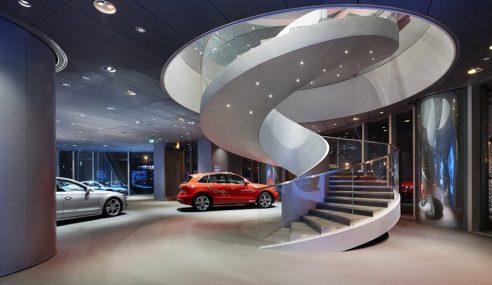 Audi City : la première concession entièrement numérique
