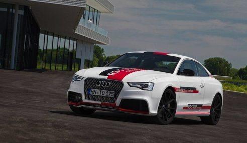 Audi RS5 TDI concept : sobre sportive