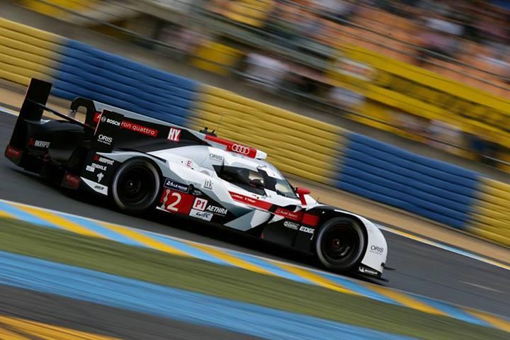 Audi propose de participer aux 24H du Mans sur Twitter #Audi24LM