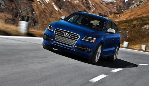 Audi lance son premier modèle S à moteur diesel : le SQ5