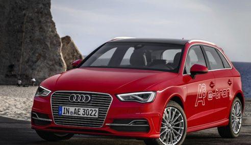 Audi A3 e-tron : elle arrive !