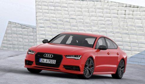 L'Audi A7 se dote d'un diesel sportif