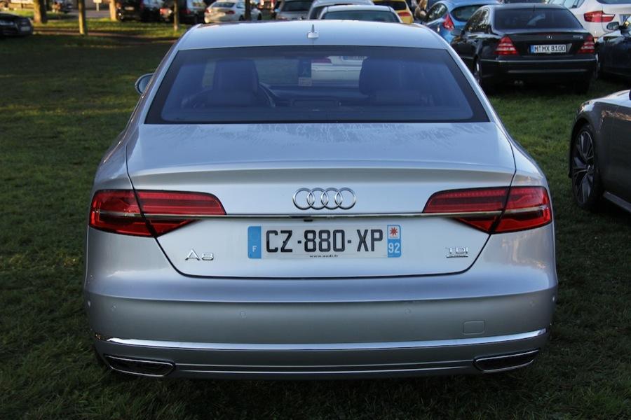 Essai : Audi A8 3.0 TDI Avus Extended, un rêve éveillé