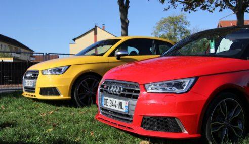 Essai : Audi S1 quattro – La bombe nerveuse