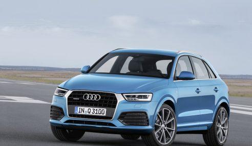 Audi Q3 : un nouveau look, de l'efficience et de la puissance