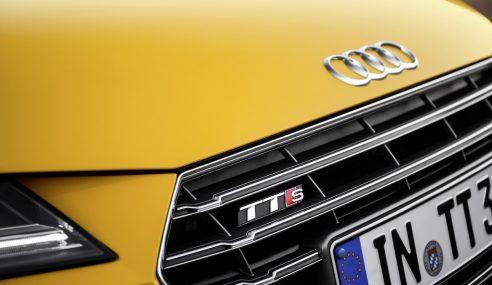 La sportive TTS à l'essai chez Turbo