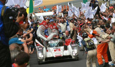 24H du Mans 2012 : triplé Audi