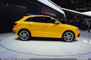 AudiWorld.com NAIAS 2015 Audi Coverage