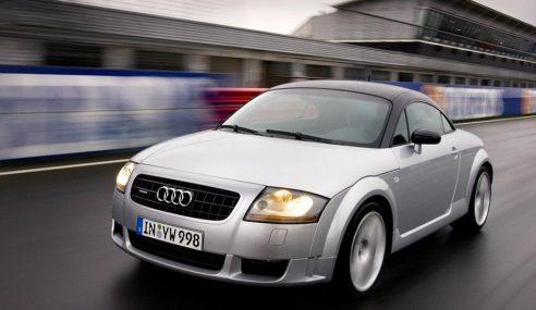 L'Audi TT 1ère génération est une voiture à saisir