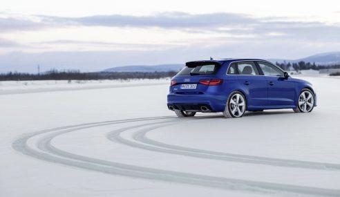 Audi RS3 sportback : la naissance d'une sportive