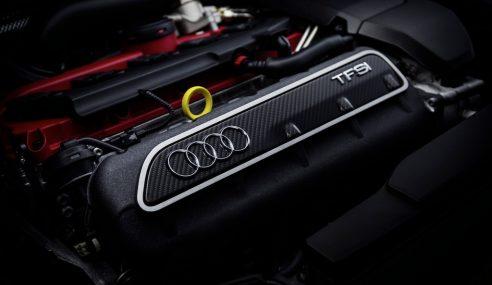 Nouvelle vidéo dynamique de la belle RS3 Sportback