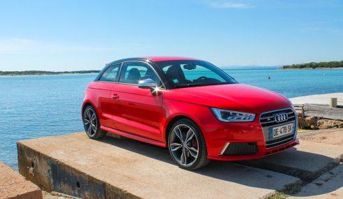 Audi S1 quattro : le retour de la légende
