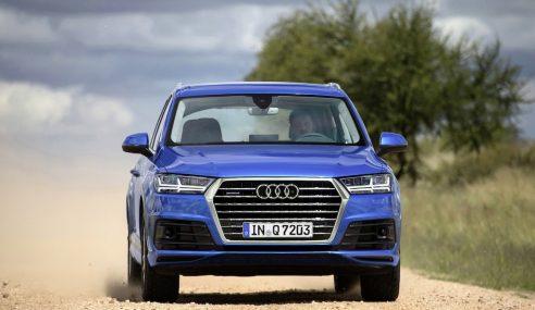 L'Audi Q7 et ses technologies avant-gardistes