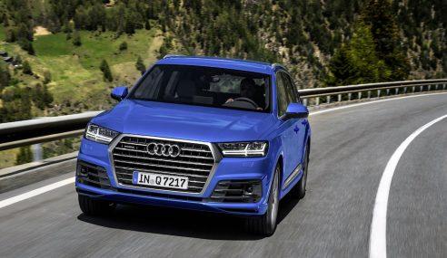 Audi Q7 2nde génération : officiel et sophistiqué