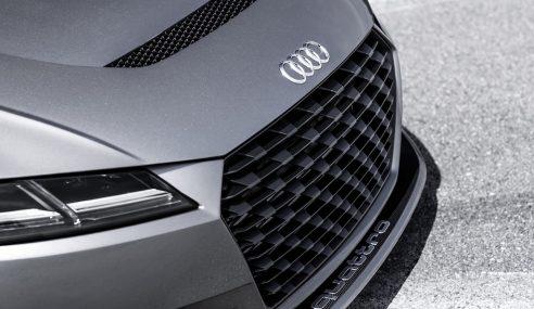 Audi TT clubsport turbo, humour allemand