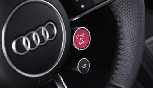 Audi R8 : un vaisseau spatial