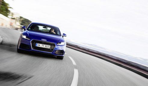 Audi TT : elle est bien réelle