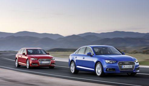 Nouvelle Audi A4, encore meilleure !