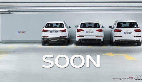 Audi Q2 : deux nouveaux teasers #untaggable