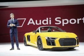 Audi at the New York International Auto Show: