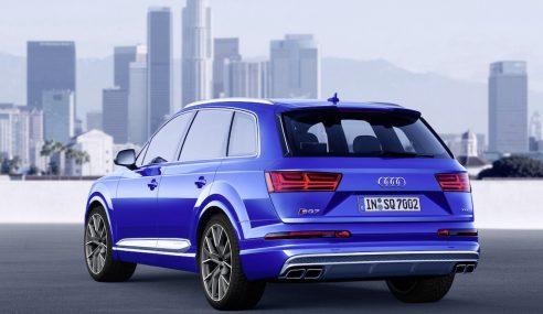Audi SQ7 TDI : zoom sur le système 48 volts