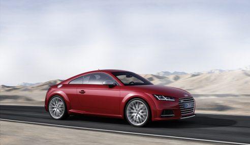 Audi TTS : le coupé parfait ?