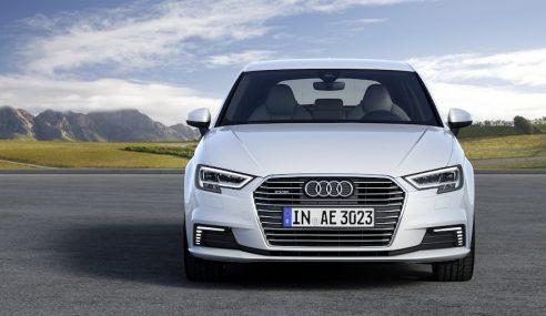 Audi A3 sportback e-tron, 100% technologique