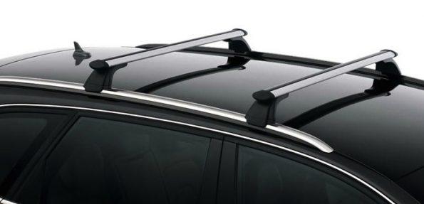 barres de toit pour rampes de pavillon audi a4 s4 rs 4. Black Bedroom Furniture Sets. Home Design Ideas
