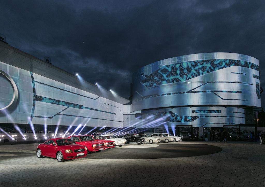 La nouvelle Audi A5 sera dévoilée début Juin