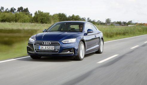 Audi renouvelle une icône : voici la nouvelle A5 coupé