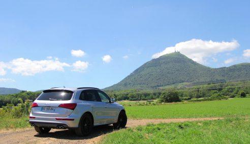 Essai Audi SQ5 TDI : confort et puissance