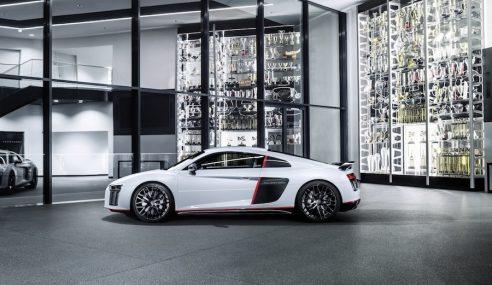 La nouvelle R8 V10 s'offre un premier pack exclusif