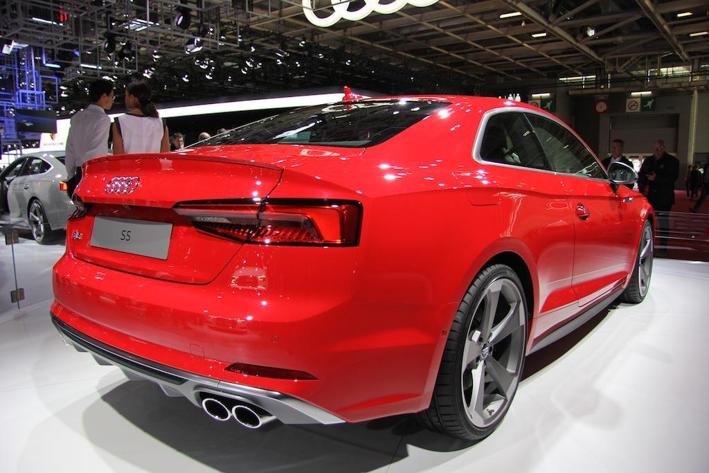 Mondial de l'automobile 2016 : le stand Audi