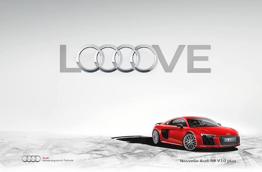 Hiver et St-Valentin : trouvez votre bonheur chez Audi-Shop