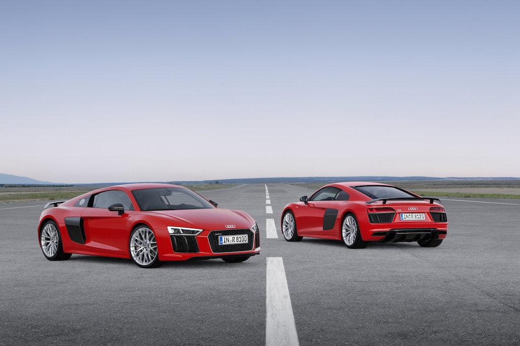 Audi et la transmission intégrale quattro : 8 millions d'unités vendues