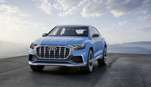 Audi Q8 concept : un avant-goût du futur