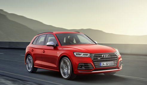 Audi renouvelle son SUV sportif SQ5 et lui offre un moteur essence